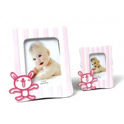 Portafotos juguetón rosa xl
