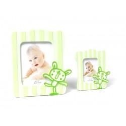 Portafotos juguetón verde xl