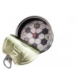 Reloj de aluminio football