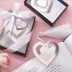 Marca paginas corazon