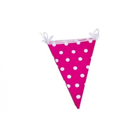 Guirnalda banderas baby shower