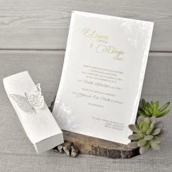 Invitación de boda mamón