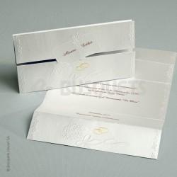Invitación de Boda Silk