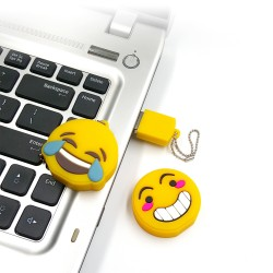 Memoria usb emoticonos 4gb