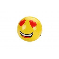 Balón de fútbol emoticonos grande