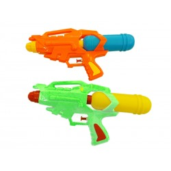 Pistola de agua pvc