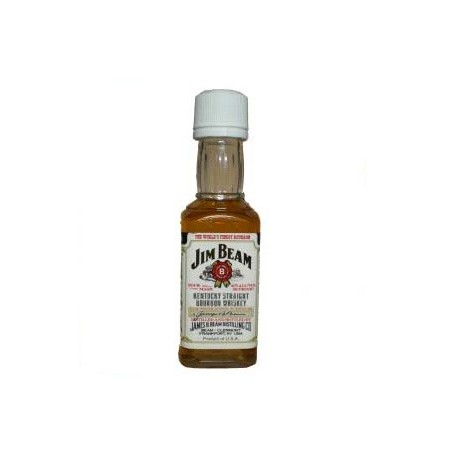 Bourbon JIM Beam 50ml