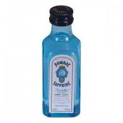 Ginebra Bombay Shafire 50ml