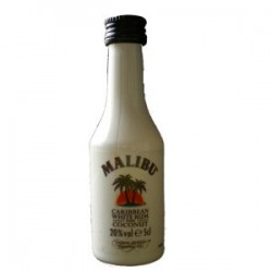 Licor Malibu 50ml