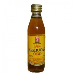 Ron Arehucas Oro 50ml