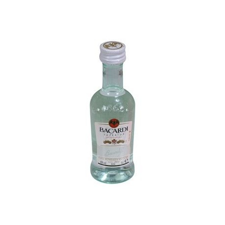 Ron Bacardi 50 ml