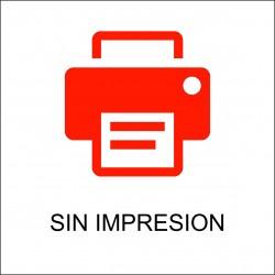 Sin impresión