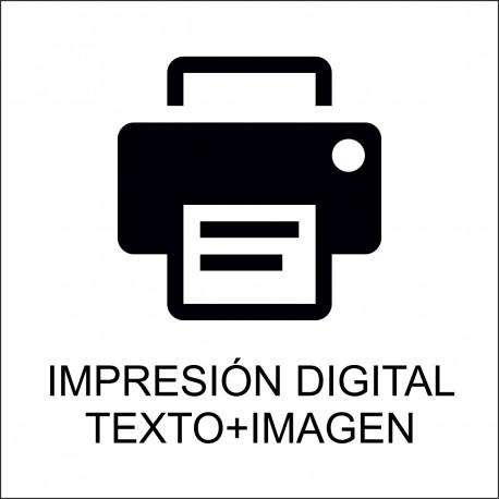 Impresión Grabado Iniciales