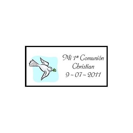 Tarjeta Regalito Comunión Modelo C2