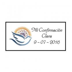 Tarjeta Regalito ComunionModelo C8