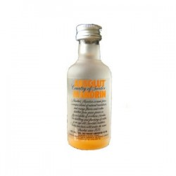 Vodka Absolut Mandrin 50ml