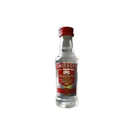 Vodka Smirnoff 50ml