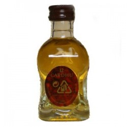 Whisky Cardhu 12 anos 50ml