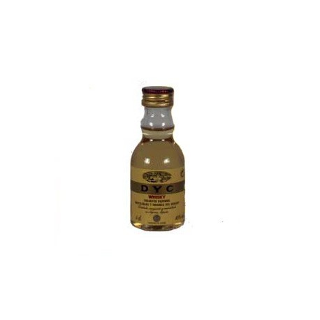 Whisky DYC 50ml