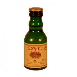 Whisky DYC Reserva 8 anos 50ml