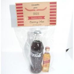 Pack Johnnie Walker cola