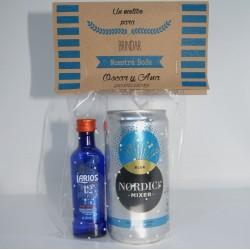 Pack Gin Larios 12 Tonica