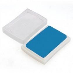 Tinta de color azul