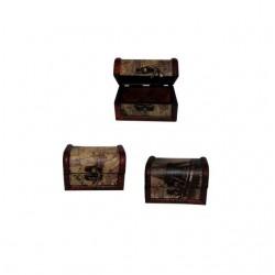 BAUL pequeno MAPAS (9,5x6,5 cm.)