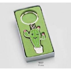 Llavero cactus c/caja de regalo