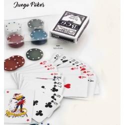 Set póker 25 fichas