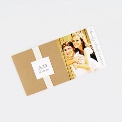 Invitacion de boda foto portada