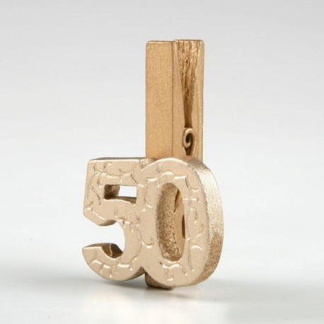 Pinza 50 aniversario