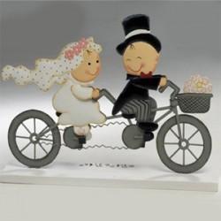 Figura de tarta bicicleta I