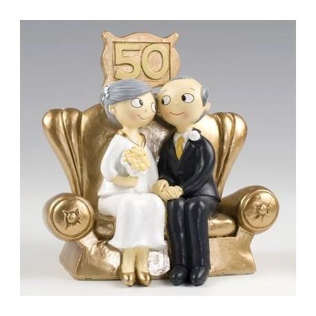 Regalos para 50 aniversario de boda