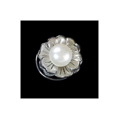 Espiral flor doble petalo