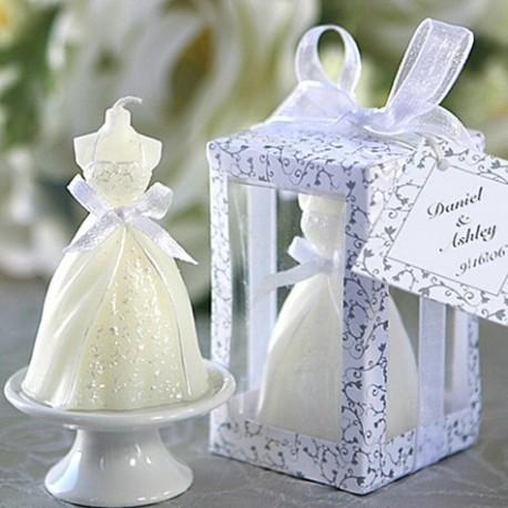 Vela vestido novia