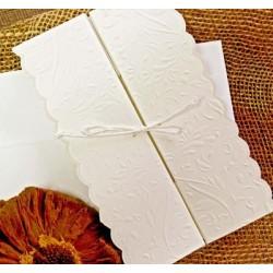 Invitación de boda pleorotus