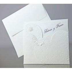Invitacion de boda Brede Mafane