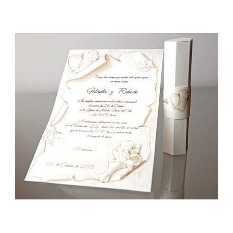 Invitacion de boda Lepidio