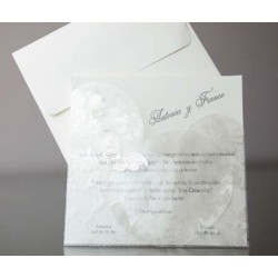 Invitacion de boda Lucera