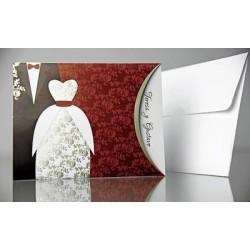 Invitacion de boda Aloe Vera