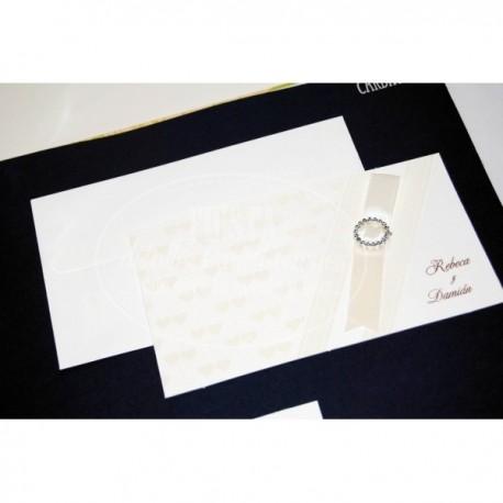 Invitacion de boda Mirto