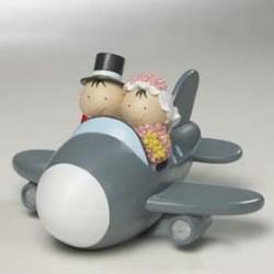 Figura de tarta avion