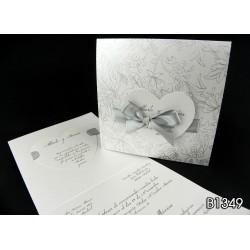 Invitación de boda guapurú