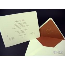 Invitación de boda jamalac