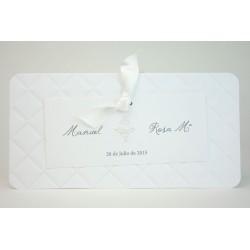 Invitación de boda pitahaya