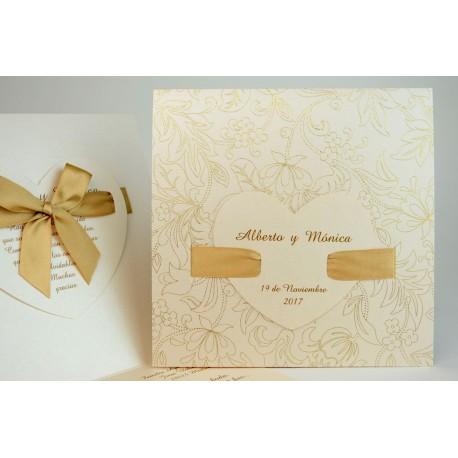 Invitación de boda pulasan