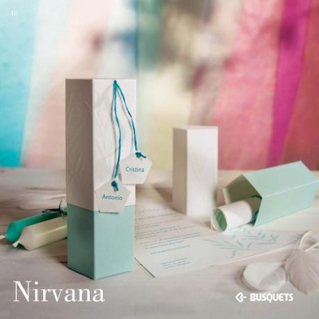 Invitación de boda Nirvana