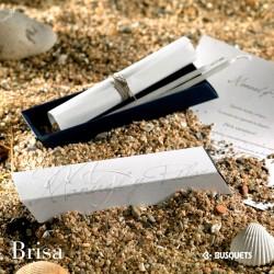 Invitación de boda Brisa