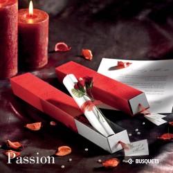 Invitación de boda Passion